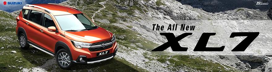 Suzuki XL7 Xe SUV 7 chỗ hoàn hảo