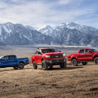 """Ford Ranger Là Chiếc Xe """"Đậm Chất Mỹ"""" Nhất 2020"""