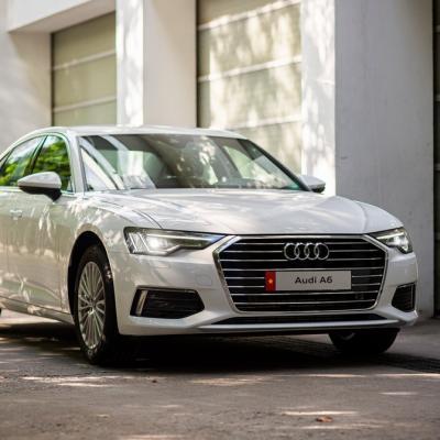 Audi A6 2020 đã có mặt tại đại lý Việt Nam