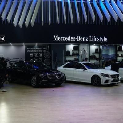 Mercedes-Benz tại Triển lãm Ô tô Việt Nam 2019