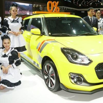 """Suzuki cách mạng dịch vụ hậu mãi """"lấy lòng"""" khách Việt"""