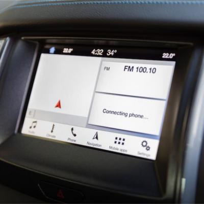 Công nghệ kích hoạt bằng giọng nói của SYNC