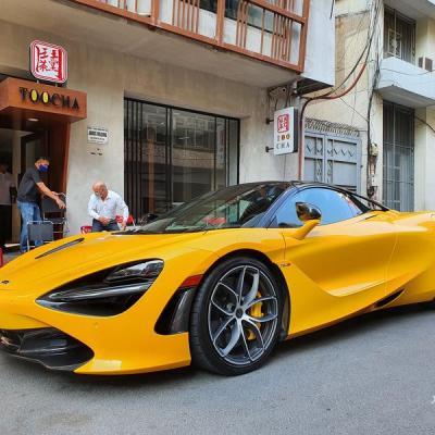 McLaren 720S thứ hai tại Việt Nam