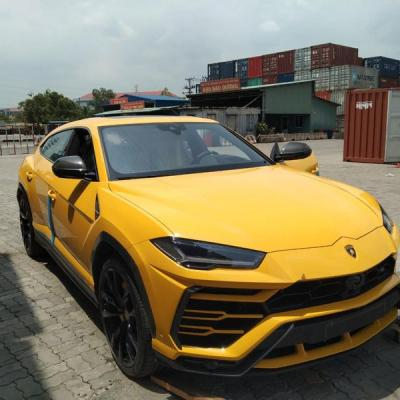 Lamborghini Urus 4 chỗ độc nhất tại Việt Nam