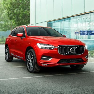 Volvo tối ưu hoạt động của hệ thống phanh khẩn cấp (AEB)