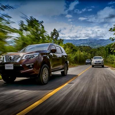 Giá bán ưu đãi và quà tặng đặc biệt cho xe Nissan Terra, áp dụng từ 27/04/2020