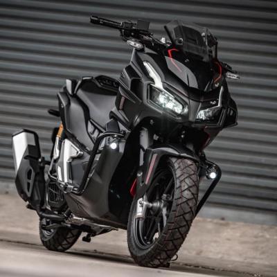 Honda ADV 150 ngầu hơn với bản độ Batman
