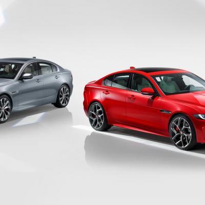 Jaguar XE và Land Rover Discovery Sport chính thức ra mắt thị trường Việt