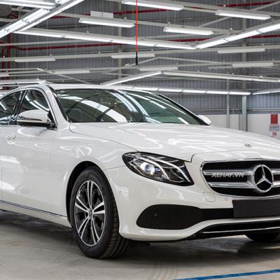 Mercedes-Benz E180 - Có gì với giá bán 2,05 tỷ đồng?
