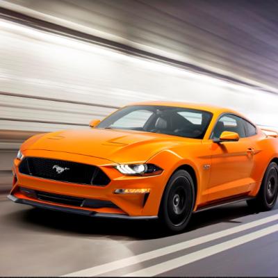 Mustang Đạt Danh Hiệu Xe Thể Thao Bán Chạy Số Một Thế Giới