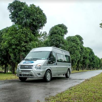 Ford Transit đã trở thành lựa chọn đáng tin cậy
