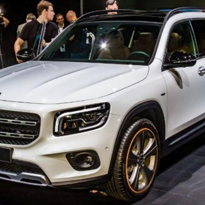 Mercedes-Benz GLB dự kiến có giá 2,05 tỷ VNĐ tại Việt Nam