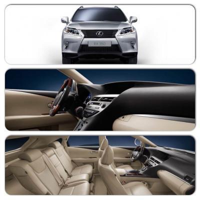 Ga Lăng Xe Toyota Camry 2015