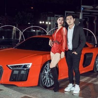 Soi Audi R8 V10 Plus 13 tỷ của Đông Nhi