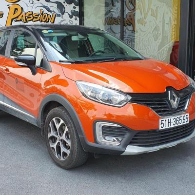 Renault Kaptur năng động an toàn