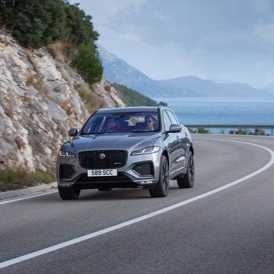 Jaguar Land Rover đã phát triểnCông nghệ Khử Tiếng Ồn