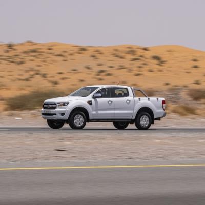 Ford Ranger chinh phục hơn 1.250km