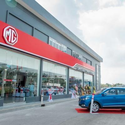 MG Việt Nam nâng tổng số Đại lý toàn quốc lên 6 Đại lý- chính thức khai trương MG Bắc Ninh