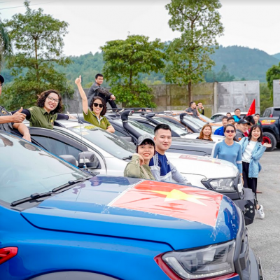 Ford Việt Nam Hỗ Trợ 640 Hộ Dân Tại Miền Trung Tái Ổn Định Cuộc Sống Sau Thiên Tai